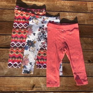 Kids 3/$20 - Old Navy 3-pk Leggings